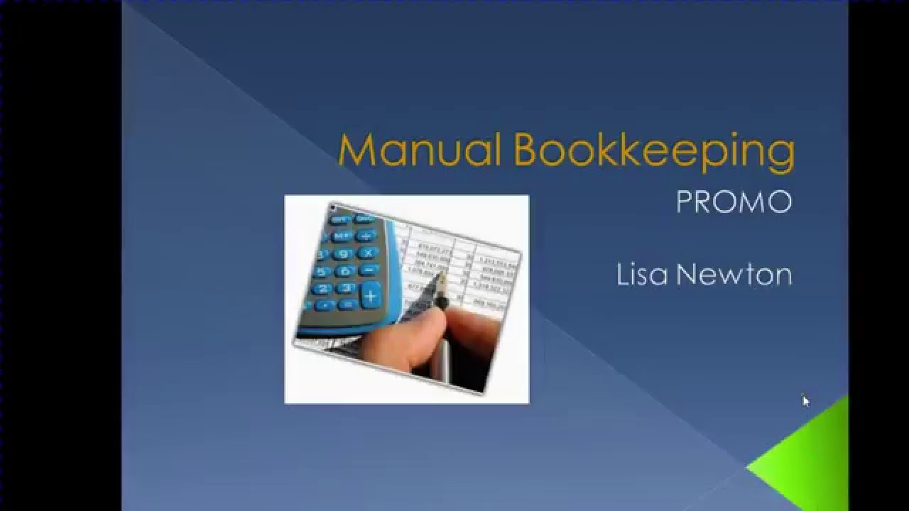ocr manual bookkeeping level 2