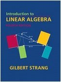 gilbert strang introduction to linear algebra 4th edition solutions manual