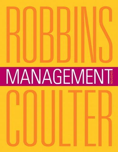 management robbins 11th edition solutions manual